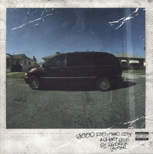 Kendrick Lamar good kid, m.A.A.d city - 180gm Vinyl 2-LP vinyl record set (Double Album) Czech OH52LGO733283