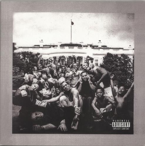 Kendrick Lamar To Pimp A Butterfly - 180gm 2-LP vinyl record set (Double Album) Dutch OH52LTO693975