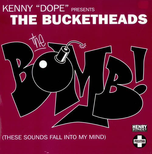 "Kenny 'Dope' Gonzalez The Bomb (These Sounds Fall Into My Mind) 12"" vinyl single (12 inch record / Maxi-single) UK KHO12TH526698"