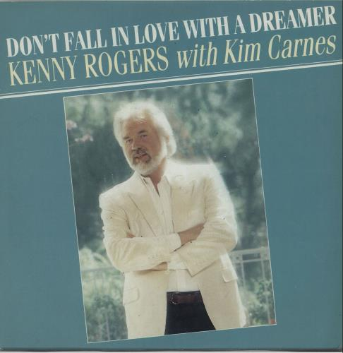 Kenny Rogers The First Edition Don T Fall In Love With A Dreamer Uk 7 Vinyl Single 7 Inch Record 672041