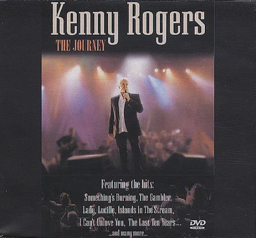 Kenny Rogers & The First Edition The Journey UK Promo ...