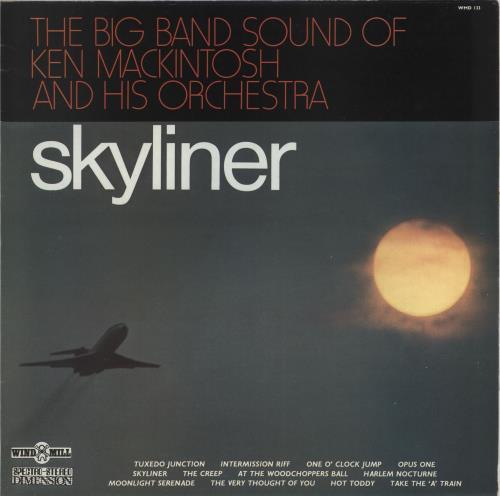 Ken Mackintosh Skyliner vinyl LP album (LP record) UK KM8LPSK710026