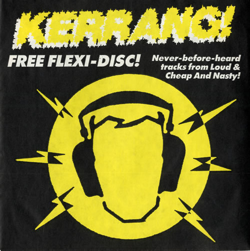 "Kerrang! Magazine Bendynoize! #3 7"" vinyl single (7 inch record) UK K-Z07BE559050"