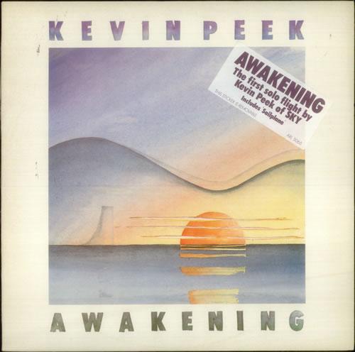Kevin Peek Awakening vinyl LP album (LP record) UK KEPLPAW305992