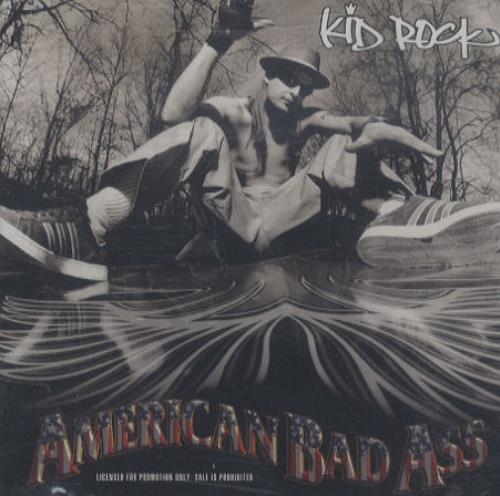 "Kid Rock American Bad Ass CD single (CD5 / 5"") US KDRC5AM158257"