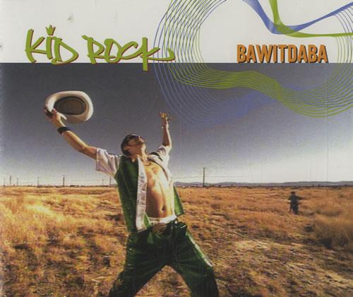 "Kid Rock Bawitdaba CD single (CD5 / 5"") German KDRC5BA486677"