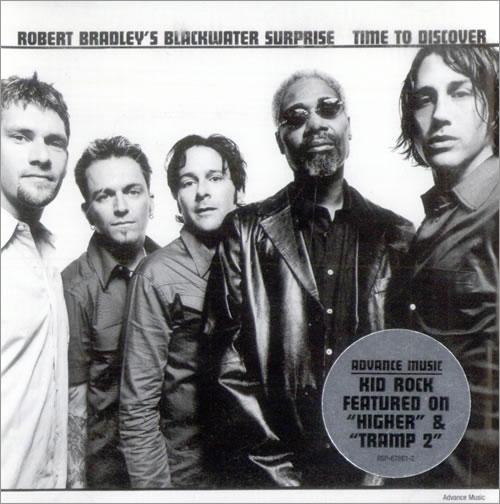 Kid Rock Time To Discover CD album (CDLP) US KDRCDTI502201