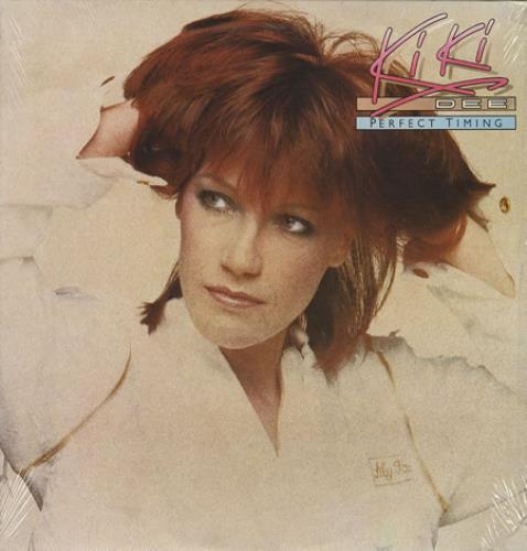 Kiki Dee Perfect Timing - Sealed vinyl LP album (LP record) US KDELPPE347387