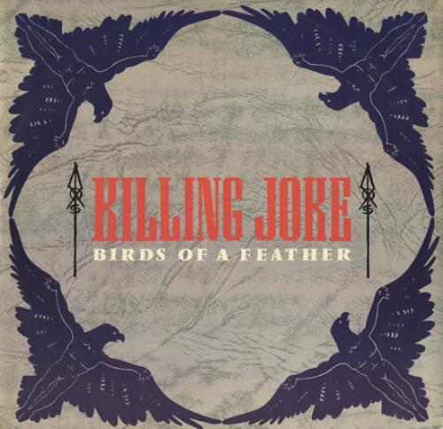 "Killing Joke Birds Of A Feather 12"" vinyl single (12 inch record / Maxi-single) UK KIL12BI98899"