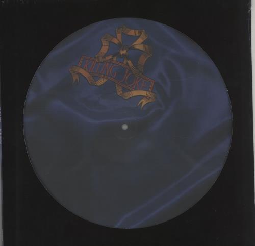 Killing Joke Revelations - Sealed picture disc LP (vinyl picture disc album) UK KILPDRE663148