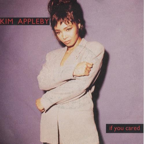 "Kim Appleby If You Cared 7"" vinyl single (7 inch record) UK APP07IF239162"