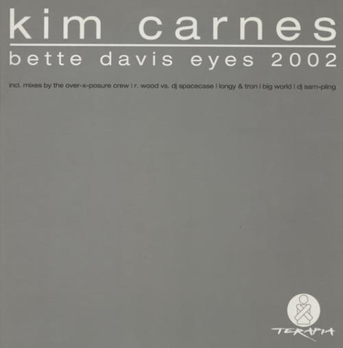 "Kim Carnes Bette Davies Eyes 2002 12"" vinyl single (12 inch record / Maxi-single) German CNS12BE432405"