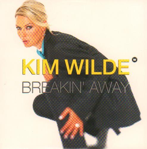 "Kim Wilde Breakin' Away CD single (CD5 / 5"") UK WILC5BR673664"