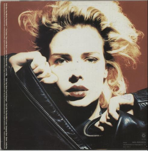 Kim Wilde Close vinyl LP album (LP record) Polish WILLPCL575166