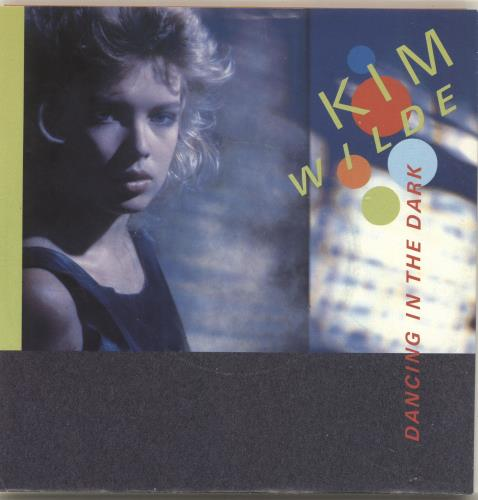 "Kim Wilde Dancing In The Dark 7"" vinyl single (7 inch record) German WIL07DA695505"