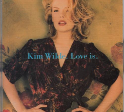 Kim Wilde Love Is CD album (CDLP) Japanese WILCDLO652171