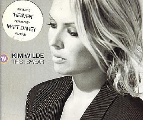 "Kim Wilde This I Swear CD single (CD5 / 5"") UK WILC5TH164653"
