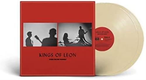 Kings Of Leon When You See Yourself - Cream Coloured Vinyl - Sealed 2-LP vinyl record set (Double Album) UK KOL2LWH764873