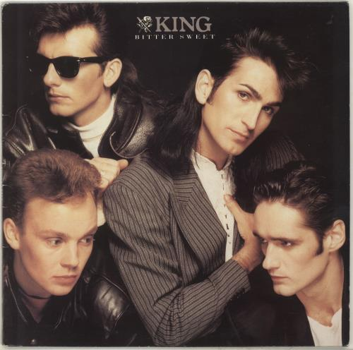 King Bitter Sweet vinyl LP album (LP record) UK K-GLPBI703231