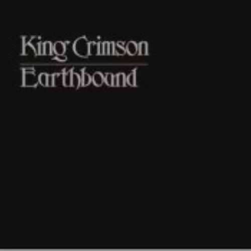 King Crimson Earthbound CD album (CDLP) UK KNCCDEA221263