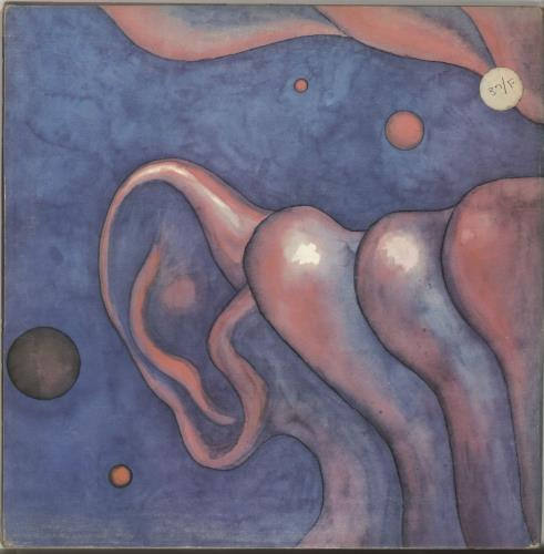 King Crimson In The Court Of - 1st - VG vinyl LP album (LP record) UK KNCLPIN583199