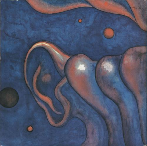 King Crimson In The Court Of The Crimson King vinyl LP album (LP record) Japanese KNCLPIN721350
