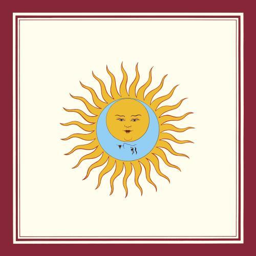 King Crimson Larks' Tongues In Aspic - 200 Gram - Sealed vinyl LP album (LP record) UK KNCLPLA767437