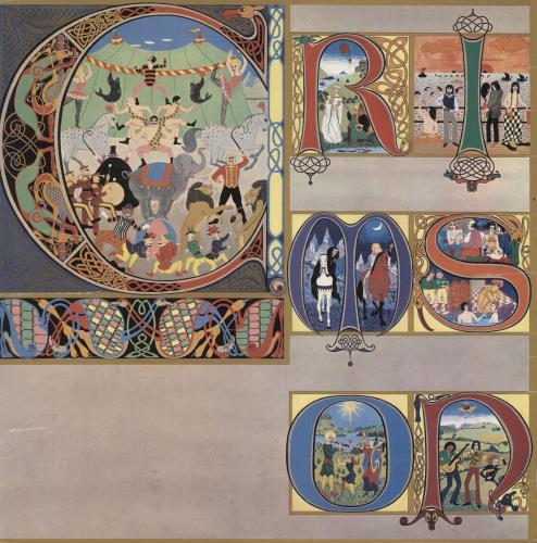 King Crimson Lizard - EX vinyl LP album (LP record) UK KNCLPLI742958