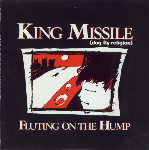 King Missile Fluting On The Hump vinyl LP album (LP record) US KM6LPFL557656