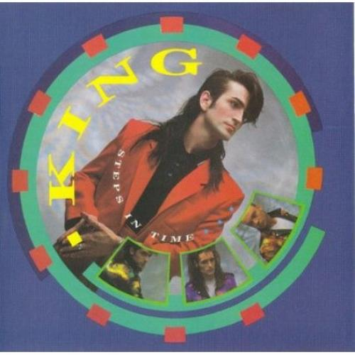 King Steps In Time CD album (CDLP) UK K-GCDST505380