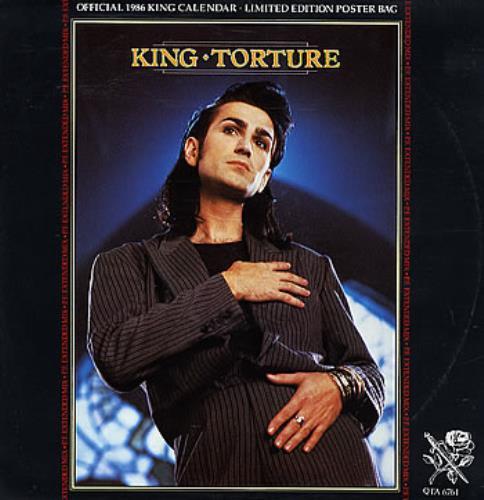 "King Torture 12"" vinyl single (12 inch record / Maxi-single) UK K-G12TO294448"