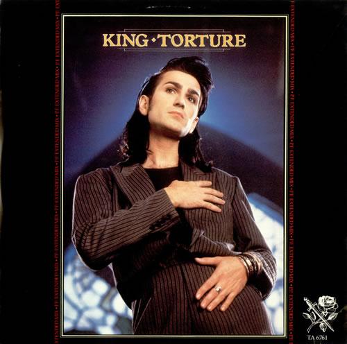 "King Torture 12"" vinyl single (12 inch record / Maxi-single) UK K-G12TO35549"