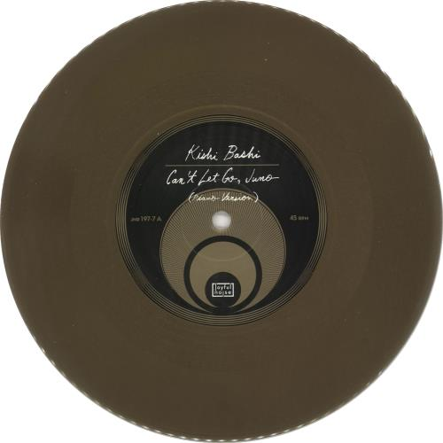 "Kishi Bashi Sonderlust - Splattered Vinyl + Gold 7"" - Autographed vinyl LP album (LP record) US OJ7LPSO709985"