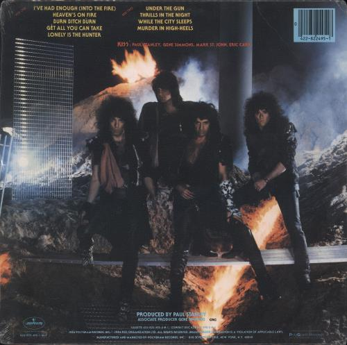 Kiss Animalize - Columbia Record Club - Sealed vinyl LP album (LP record) US KISLPAN592723