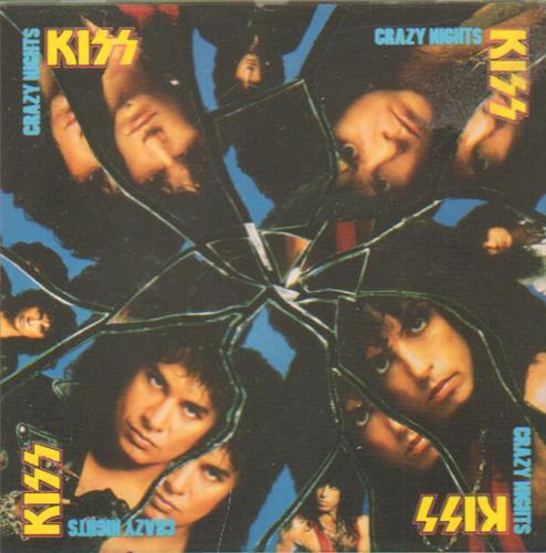 Kiss Crazy Nights CD album (CDLP) German KISCDCR675289