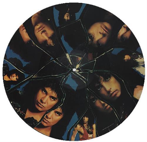 Kiss Crazy Nights picture disc LP (vinyl picture disc album) US KISPDCR00881