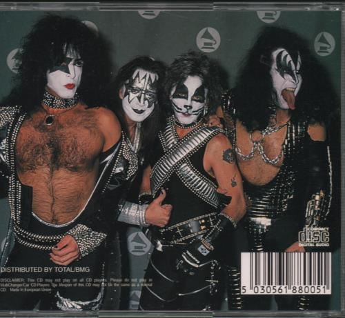 """Kiss Interview With Gene - Shaped CD CD single (CD5 / 5"""") UK KISC5IN80746"""
