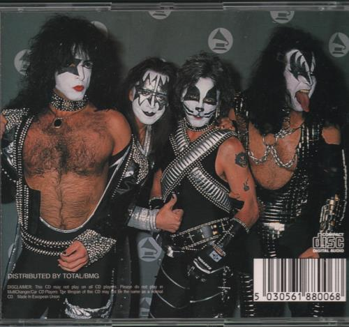 """Kiss Interview With Gene 2 - Uncut Star Picture CD CD single (CD5 / 5"""") UK KISC5IN80750"""