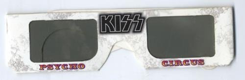 Kiss Psycho Circus memorabilia US KISMMPS159360