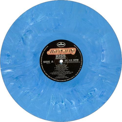Kiss Revenge Blue Vinyl Obi Us Vinyl Lp Album Lp