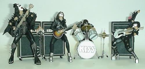 Kiss Series 4 Kiss Alive Uk Toy 461772 Action Figures