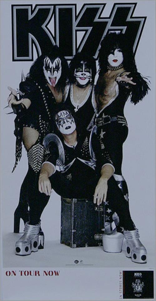 Kiss Symphony - Alive IV poster US KISPOSY519508