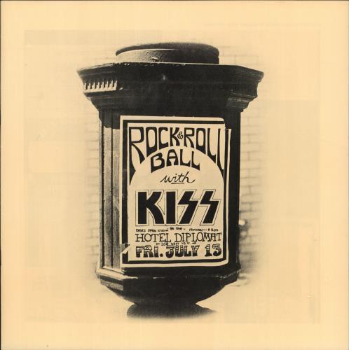 Kiss The Originals - Complete 3-LP vinyl record set (Triple Album) Japanese KIS3LTH721003