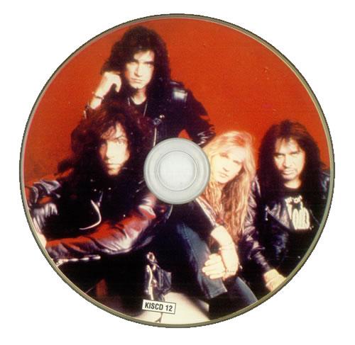 Kiss Unholy - Part I CD album (CDLP) UK KISCDUN533377