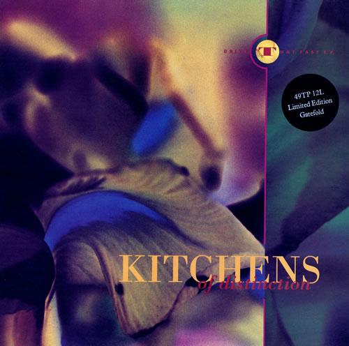 Kitchens Of Distinction Drive That Fast EP UK 12\