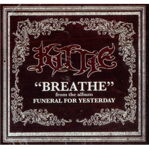 "Kittie Breathe CD single (CD5 / 5"") US KTIC5BR418842"