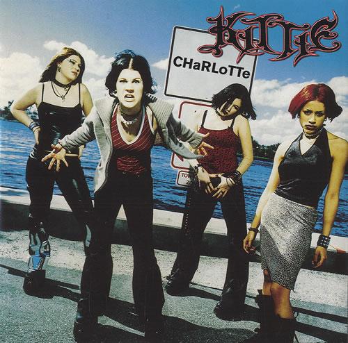 "Kittie Charlotte CD single (CD5 / 5"") UK KTIC5CH174763"