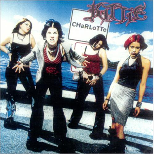 Kittie Charlotte CD-R acetate US KTICRCH225562