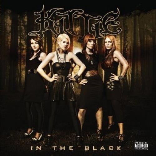 Kittie In The Black CD album (CDLP) UK KTICDIN490152