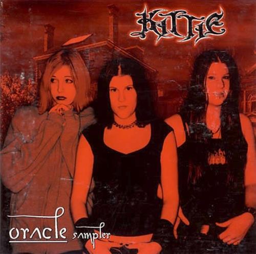 "Kittie Oracle Sampler CD single (CD5 / 5"") UK KTIC5OR217711"